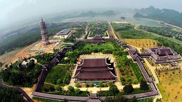 Bái Đính- khu văn hóa Tâm Linh